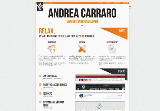 Andreacarraro.it